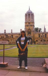 Karen Schless, London, 1993